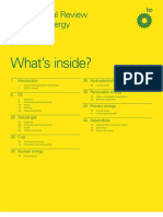 BP Statistical Review of World Energy Full Report 2011