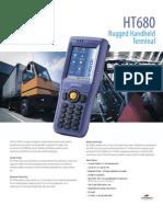 Unitech HT680 Brochure