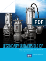 ERKE Group, Toyo Pumps DP Model Catalog
