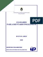 GLOSARIOparlamentario