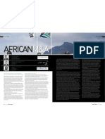 African - Mergers and Acquisitions - Mar Apr 2010