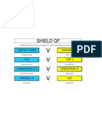 SHIELD QF - Games to be played 07/08/2011