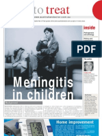 Treating Meningitis in Children