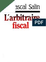 L'Arbitraire Fiscal