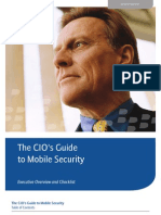 CIOs Guide to Mobile Security 100606 Online