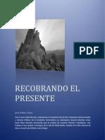 RECOBRANDO EL PRESENTE[1]