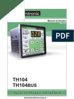 Manual TH104-BUS Actualizado 190910