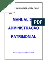 Manual Patrimonio Usp