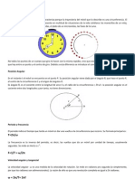 Clases Movimiento Circular Uniforme