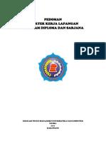 Pedoman PKL 2011