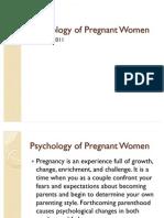 Psychology of Pregnant Women