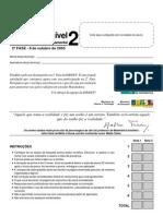 OBMEP pf2n2-2005