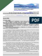 Boletín Nº7 de la Comisión de Exiliados Argentinos en Madrid