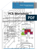 pcb workshop brochure