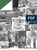 Estudio comparado de politicas de prevencion del crimen mediante el diseño ambiental