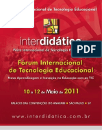 Catalogo Forum 2011
