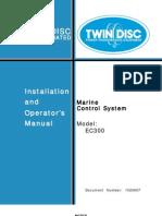 ec300 manual 1020607 09 03 cd switch manual transmission rh scribd com twin disc ec300 installation manual twin disc power commander ec 300 manual
