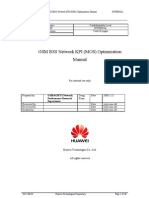 01 GSM BSS Network KPI (MOS) Optimization Manual