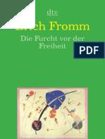 Fromm, Erich - Die Furcht Vor Der Freiheit