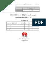 06 GSM BSS Network KPI (Network Coverage) Optimization Manual