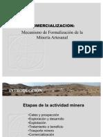 5. Comercializacion Mineria Informal
