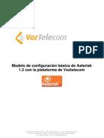 Asterisk 1.2 VozTelecom