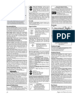 August 2011 Classified listings for Friends Journal