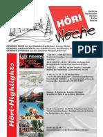 Höriwoche 05.08.2011