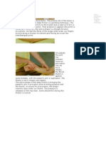 Elbow Friction Massage