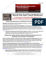 Reach Out And Touch Medicare