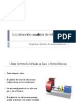 Introduccion Analisis de Vibraciones