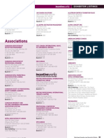 2011 IncentiveWorks Showguide Listings