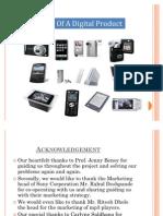 Marketing Strategy of Sony Mp3 Players Walkman Series