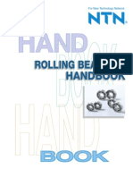 Rolling Bearings Handbook, By NTN Corporation Japan