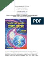 Cuprins cartea - Sal Rachelle - Transformări planetare 2012 (www.divin.ro)