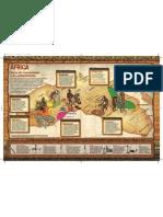 Reinos Africanos - infográfico
