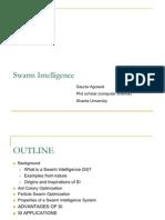 Swarm Intelligenge_gaurav Agrawal