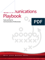 Market Wire Communications Playbook
