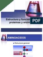 4. Estructura y Funciones de Prote%c3%Adnas y Enzimas