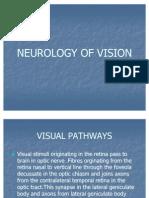 Basics Neurology of Vision