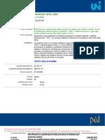 Saldatura Dei Metalli Uni en Iso 15614-1 2005