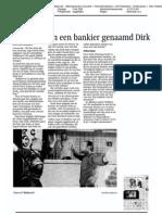 Oliebollen en Een Bankier Genaamd Dirk