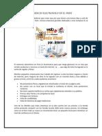 COMERCIO ELECTRONICO EN EL PERÚ