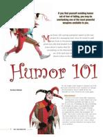 Humor101-Zielinski