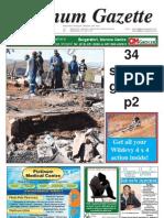 Platinum Gazette 05 August 2011