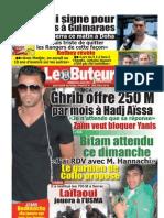 LE BUTEUR PDF du 05/08/2011
