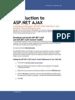 Hosting ASP Net Ajax