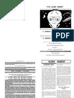 Alien Digest Vol 1 of 4 Nc002