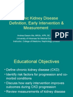 Chronic Kidney DiseaseeGFR Revised