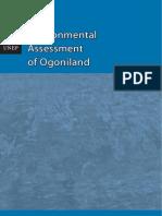 UN Environmental Assesment of Ogoniland